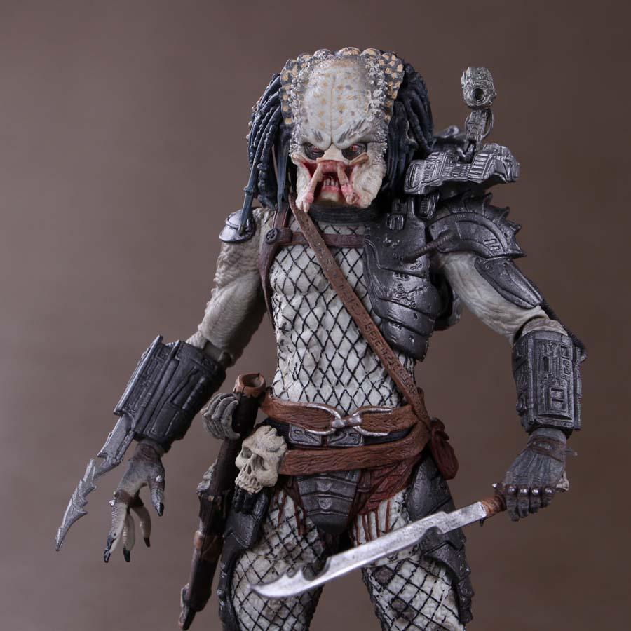 NECA Aliens vs. Predator 7 inches 20cm Elder predator neca aliens vs predator 7 inches 21cm lone wolf predator