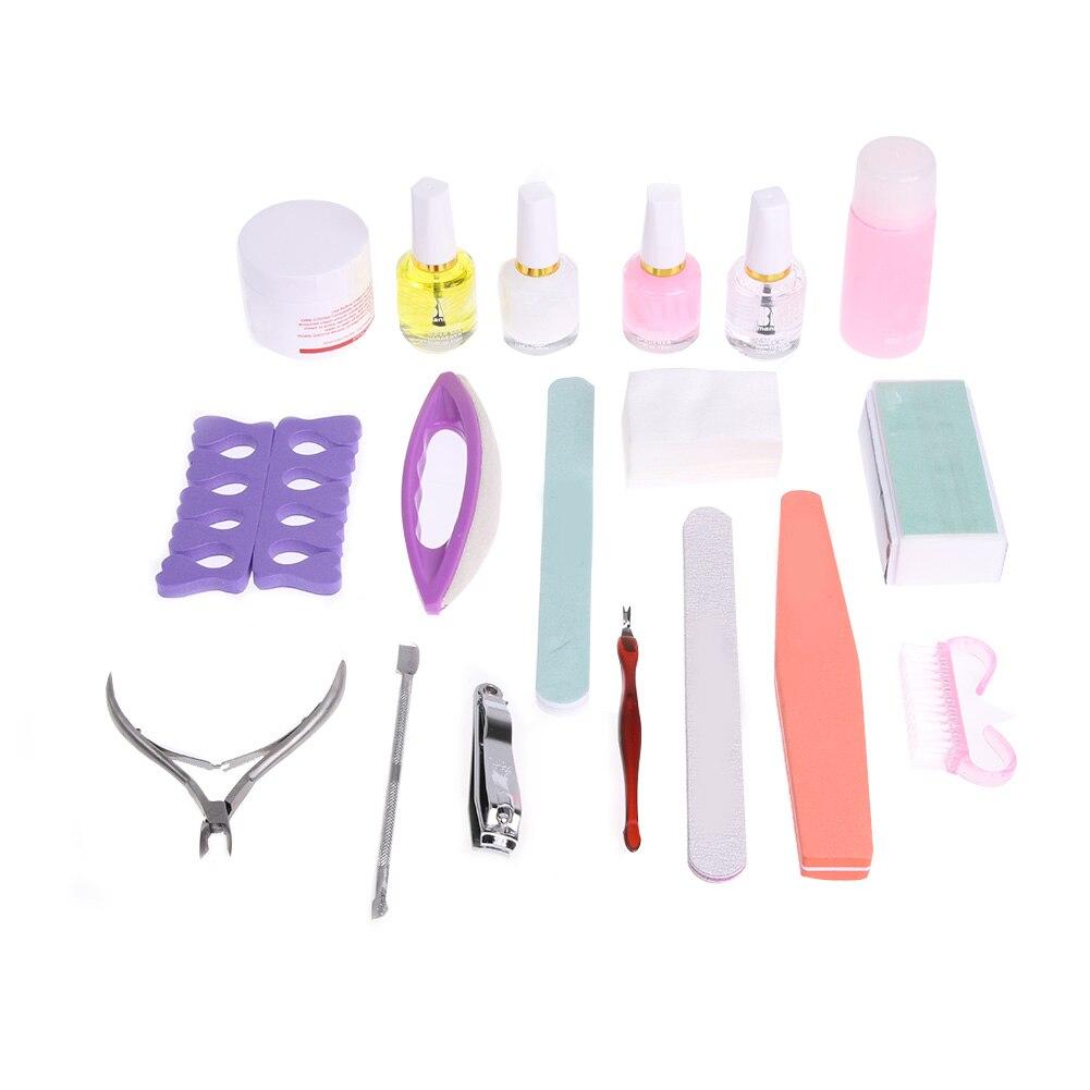 kit nettoyage ongles