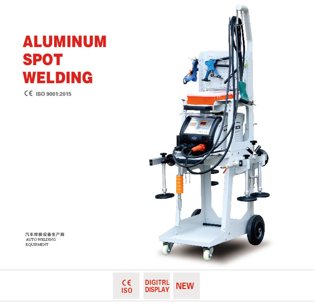 US $980 0 |Aluminum dent puller Dent puller system for aluminum/Spot welder  stud welder-in Sheet Metal Tools Set from Automobiles & Motorcycles on