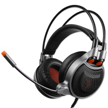 Cheaper SADES SA-929 Gaming Headset compatible with daily gaming and plug and play