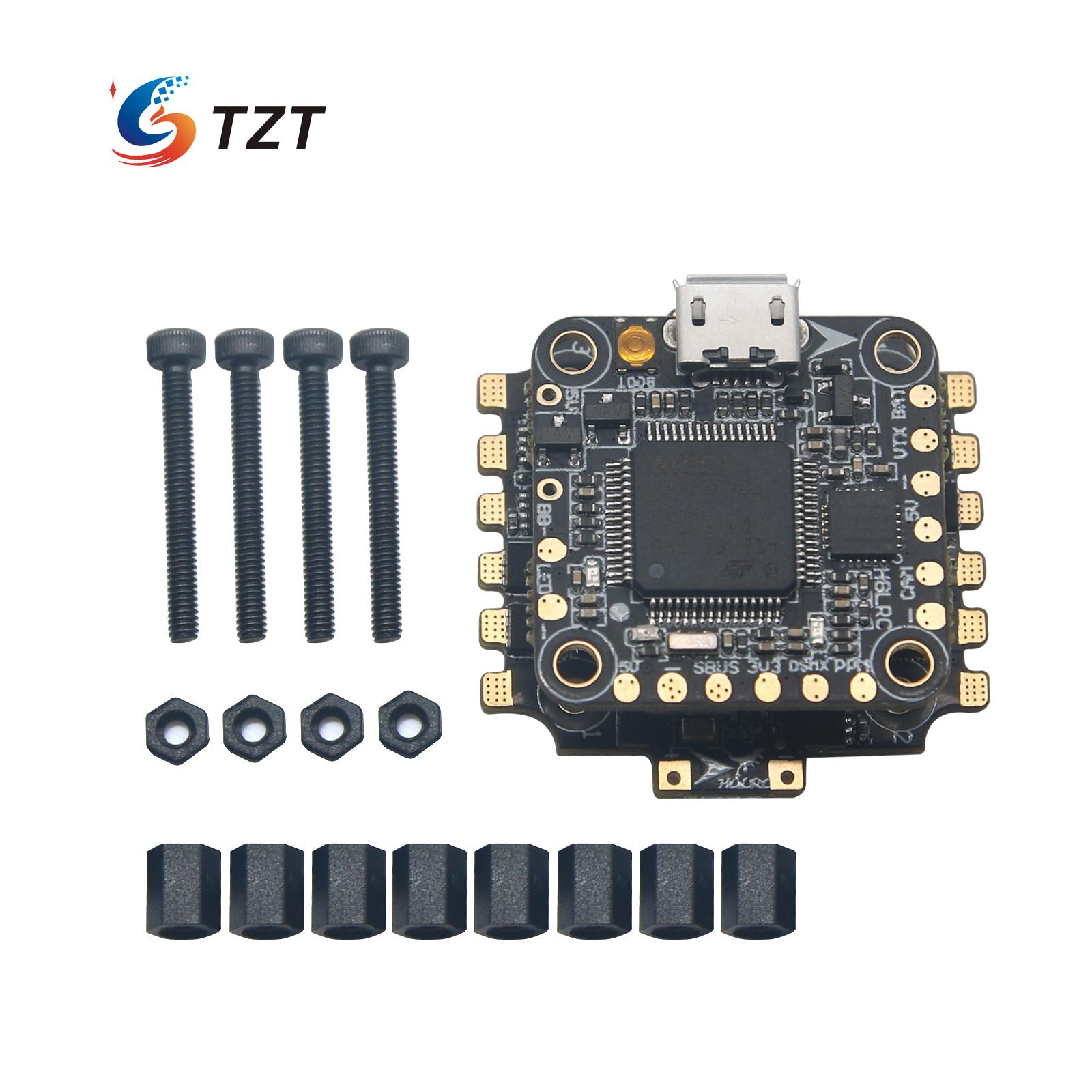 F4 Flight Control HGLRC XJB F428 DSHOT 4IN1 BS28A for FPV Racing Drone Quadcopter flight volume 4