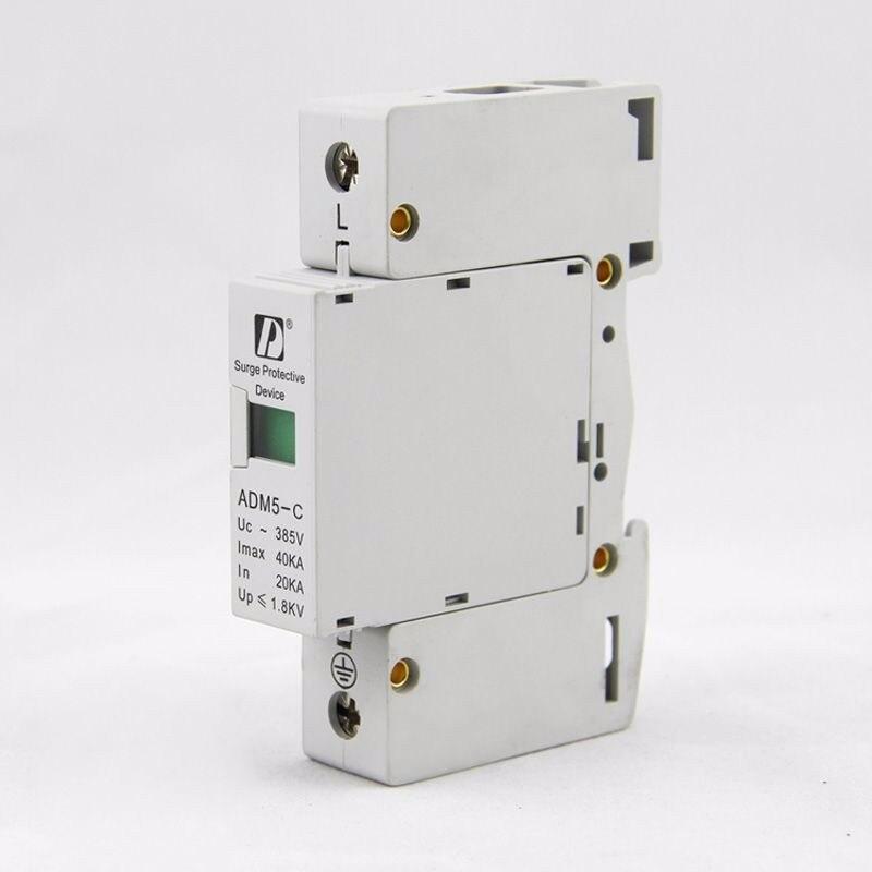 ФОТО 40KA 1P 385V SPD AC Surge Protective Device