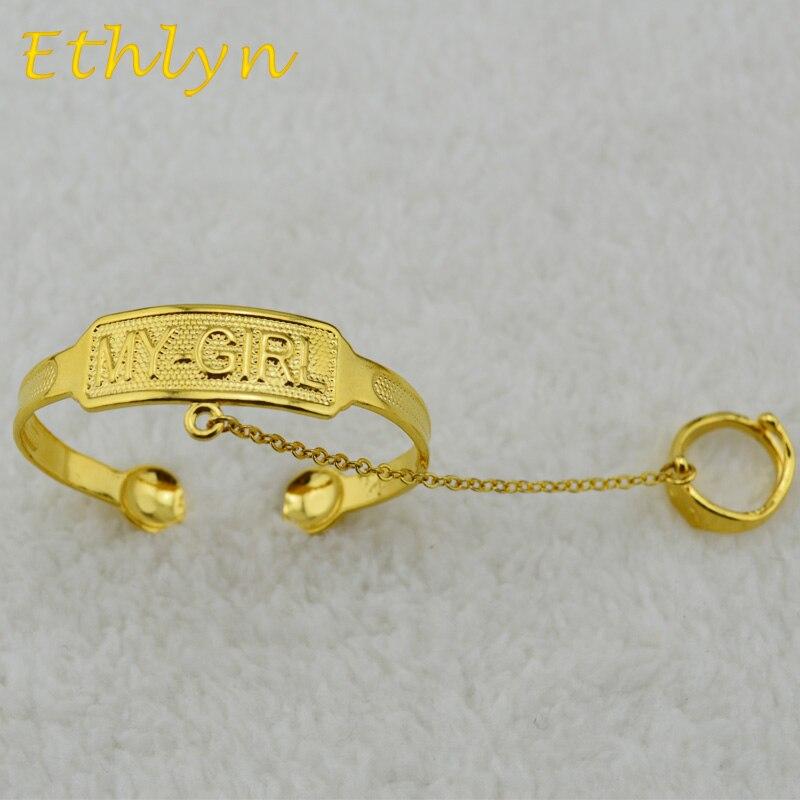ethlyn baby boys jewelry bangles 18k gold