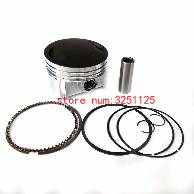 67mm 16mm Piston Kit Rings Air Cooled 250 250CC Shineray