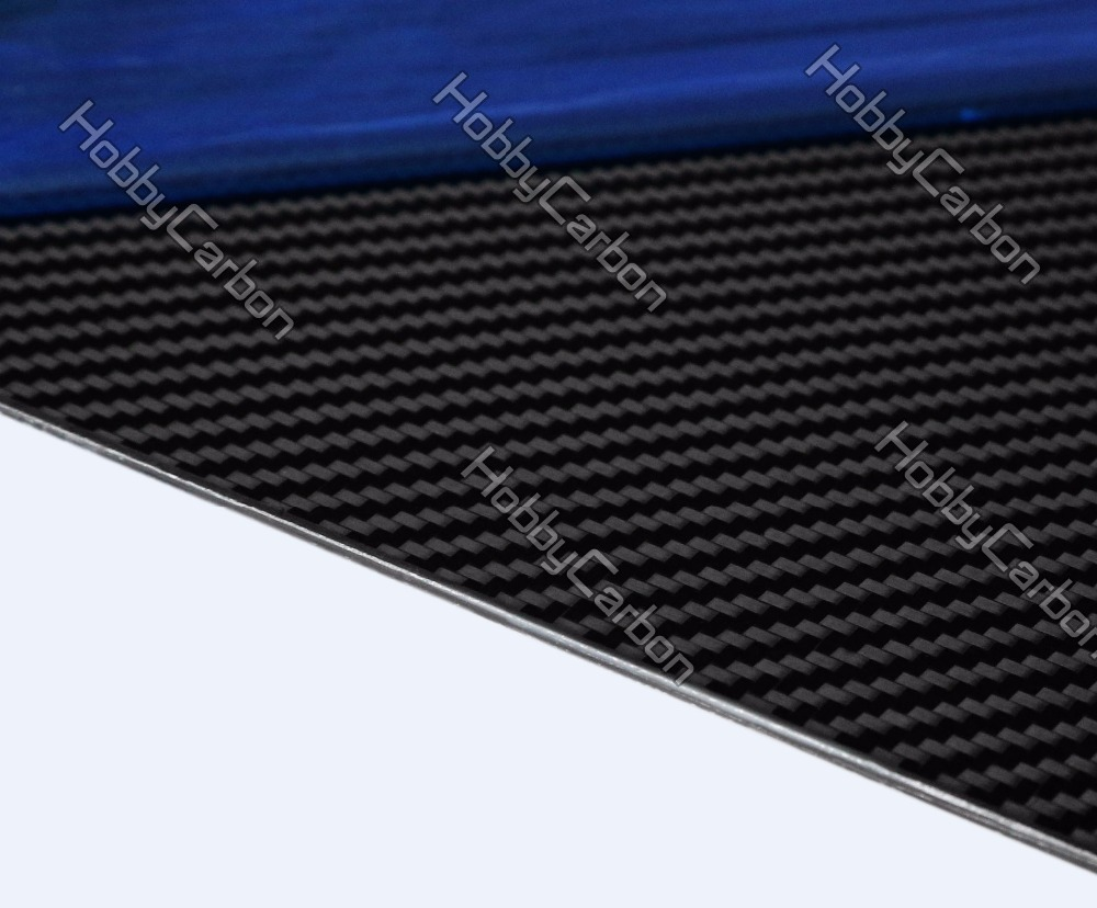 T700 2 piece 1.5*400*500 Carbon Fiber Sheets High Composite Hardness Material Carbon Board 1.5mm thickness 1sheet matte surface 3k 100% carbon fiber plate sheet 2mm thickness