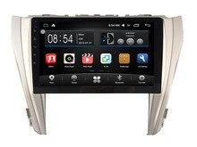 Otojeta 10.2 дюймов 4 ядра Android 6.0 Автомобильный мультимедийный плеер DVD рекордер для 2015 Toyota Camry gps-навигация Радио стерео