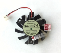 Original EOVERFLOW 12V 0 10A T126010SL MSi 2 Line 4P Head MSI Graphics Card Fan