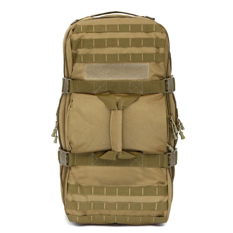 60L grande capacité militaire tactique sac à dos Sport de plein air sacs à dos hommes randonnée Camping chasse sac à dos voyage sac à dos - 2