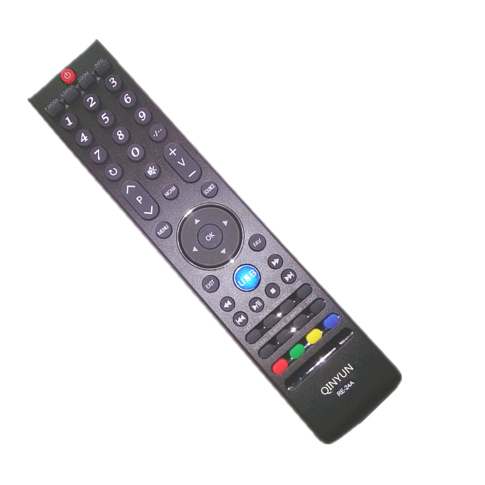 RE-24A Remote  Control For AKAI TV