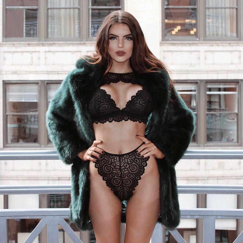 חדש סקסי תחרה Bralette Soutien ערוץ לדחוף את חזיית Intimo סקסי Erotico Biustonosz הלבשה תחתונה Femme תחתוני נשים חזיית הלבשה תחתונה סט