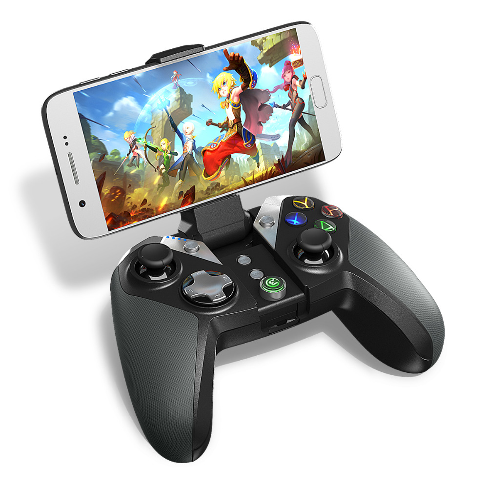 GameSir G4 / G4s Bluetooth Wireless Gaming Gamepad Controller Joystick for Tencent PUBG Mobile Games (Optional 2.4Ghz) ...