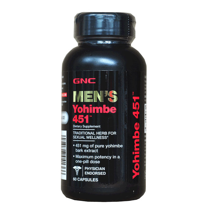 Free Shipping MEN'S Yohimbe 451 mg of pure yohimbe bark extract 60 pcs free shipping melatonin 3 mg 240 pcs