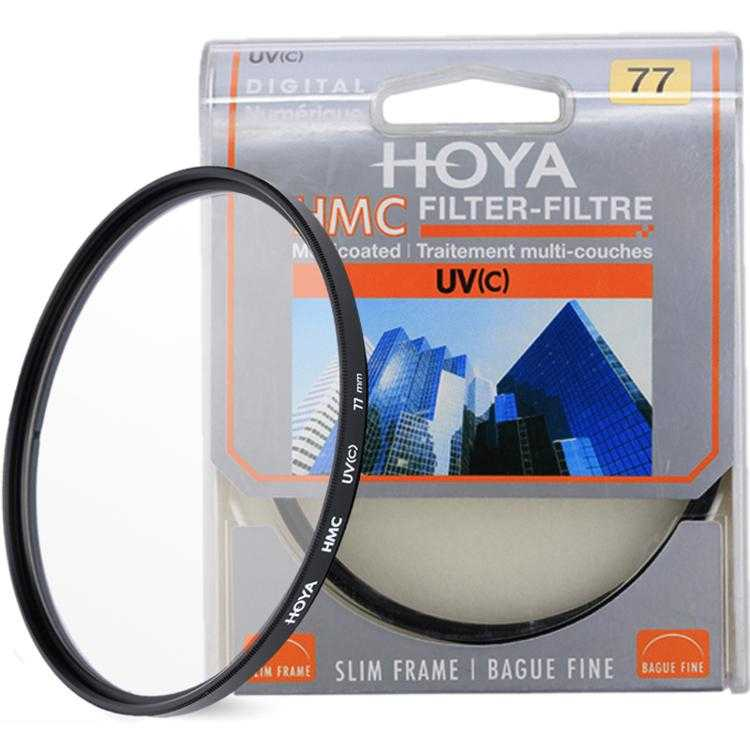 Hoya HMC UV (c) 37 40.5 43 46 49 52 55 58 62 67 72 77 82 mm filtr Slim Frame cyfrowy Multicoated MC UV C do obiektywu aparatu
