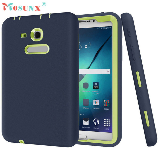 Hot-sale MOSUNX Gifts Tablet Case Cover Stand Shockproof Protective Case Cover For Samsung Galaxy Tab E Lite 7.0 SM-T113 Defend