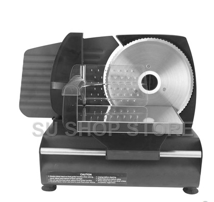 MINI electric meat slicer mutton roll frozen beef cutter lamb Vegetable cutting machine stainless steel mincer stainless steel manual meat slicer machine mutton meat cutter commercial household frozen meat cutter vegetable fruit planer