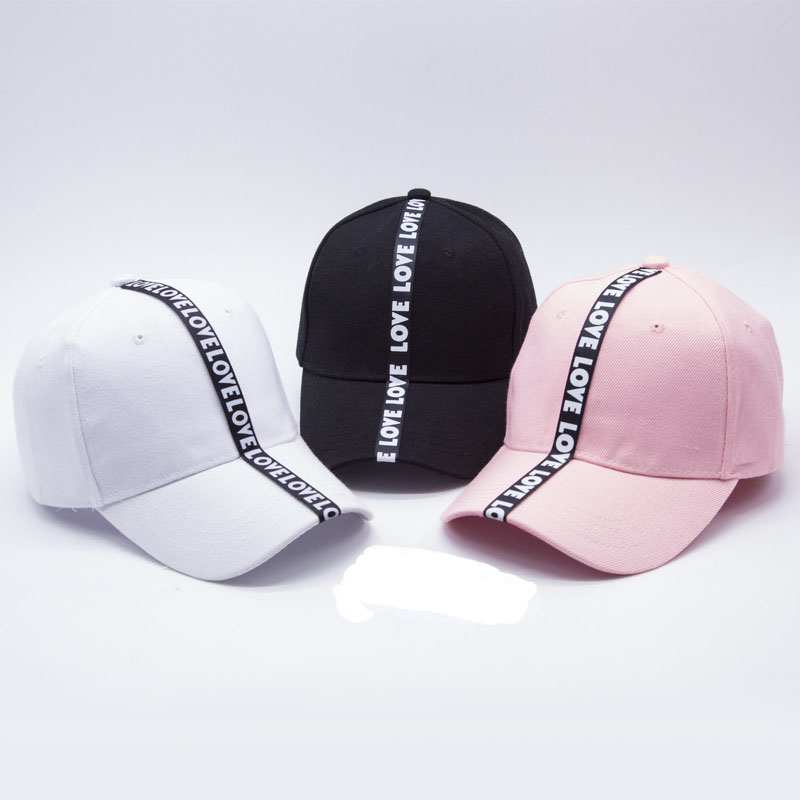 2019 New Couple Love Hat Adjustable   Baseball     Caps   Casual Shade   Cap   Sun Hats For Men Women Unisex