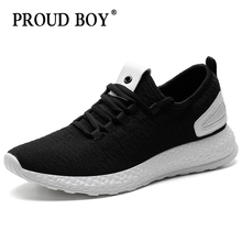 running shoes mens white and black plus size 45 platform sneakers Breathable outdoor sports for boys 2018 Autumn winter male