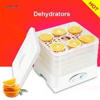 FD 760 Food Dehydrator Fruit Vegetable Herb Meat Drying Machine Snacks Food Dryer Fruit Dehydrator With