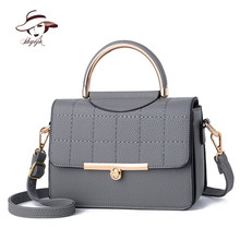 Luxury Hot Flap Women PU Leather Clutch Bag Ladies Messenger Handbags Girls Shoulder Bags Sac A Main Femme Famous Brand Tote Bag