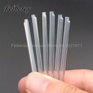 Image 5 - 400 adet 40/45/60mm FTTH Fiber optik Splice kollu 60mm isı Shrink boru 40mm fiber optik füzyon ekleme araçları