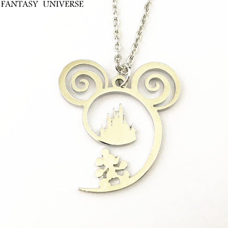 FANTASY UNIVERSE Free shipping 20pcs a lot charm necklaces JQHSSBHR02