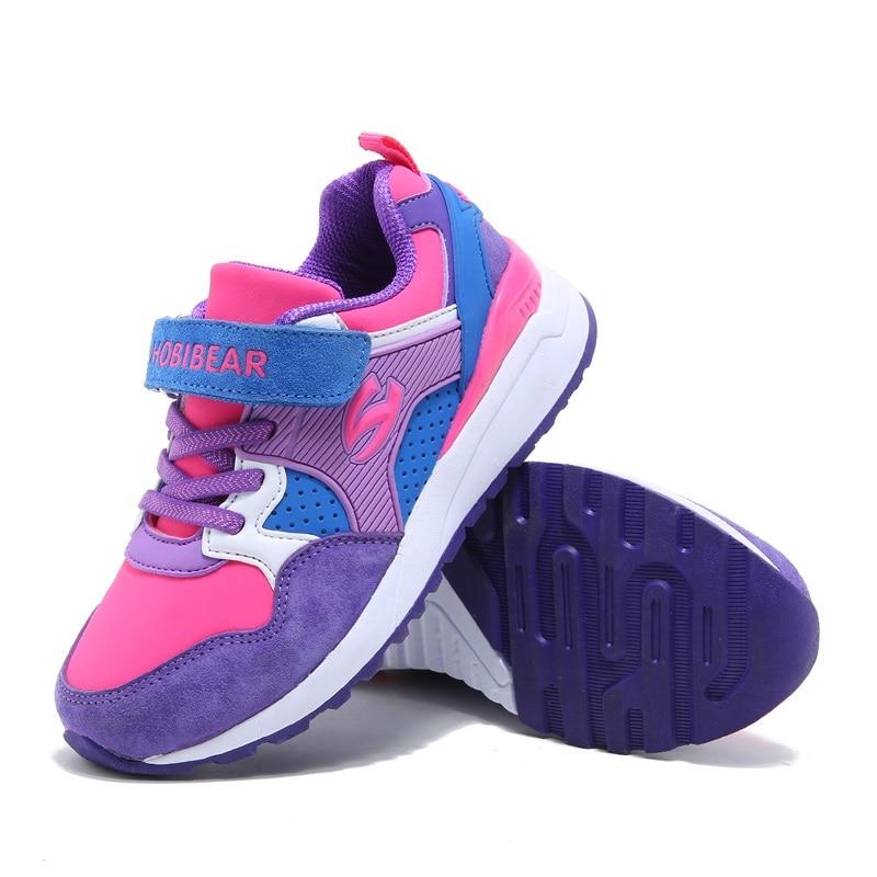 Dzieci antypoślizgowe Buty Chłopców Modne Dzieci Sneakers Sport - Obuwie dziecięce - Zdjęcie 4
