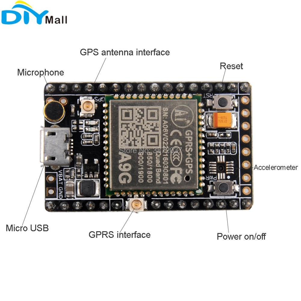 FZ3022-A9G Development Board-1