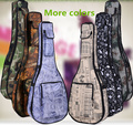 Waterproof mm Thicken 40 41 Guitar Bag Case Backpack More Color Guitarra Bass Accessories Parts Carry Gig Oxford Cloth