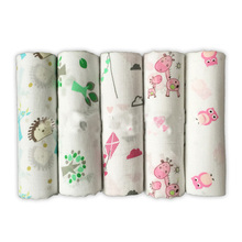 Aden Anais baby Blanket Swaddling Multifunctional Muslin infant baby Bath Towel Aden Anais Blanket bedding cute toddler Blanket