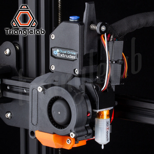 Image 4 - Trianglelab DDE Direct Drive Extruder Upgrade Kit For Creality3D Ender 3/CR 10 series 3D printer Great Performance Improvement
