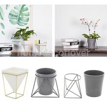 buy patio flower pot stands and get free shipping on aliexpress com