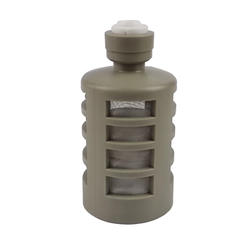 """1/4 """"перехватывающий фильтр whith fast joint очиститель воды Впускной фильтр всасывающая головка всасывающего насоса фильтр головы до 1/4"""" трубы"""