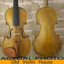 A Revolutionary 5-Strings Violin , Warm Tone.Concerto+ Level, Antique oil varnishing,No5606
