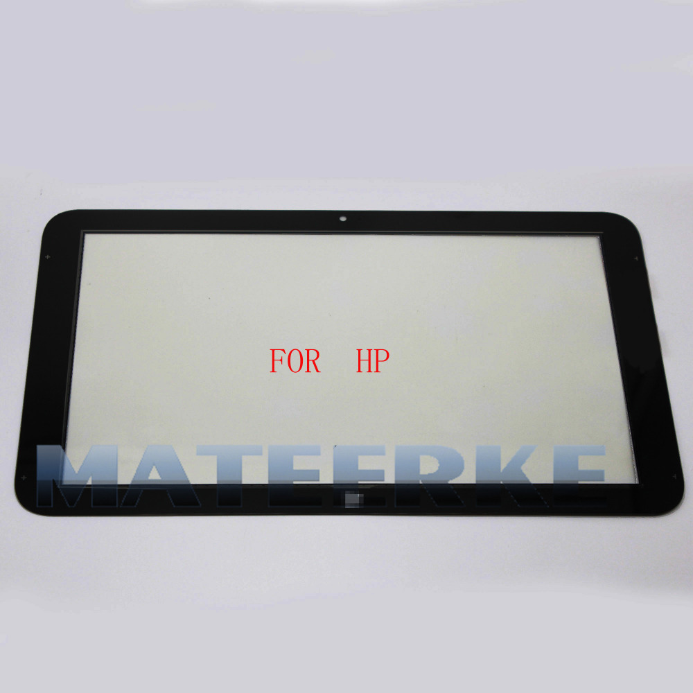 14.0 For HP ENVY TouchSmart 14t-k100 Ultrabook Touch Screen Digitizer Front Glass Replacement laptop keyboard for hp for envy 14 u121la 14 u185la 14 u187la 14t u100 black germany gr 786464 041 sn6137 sg 62230 2da