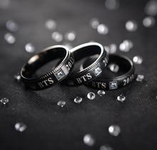 BTS Black Ring