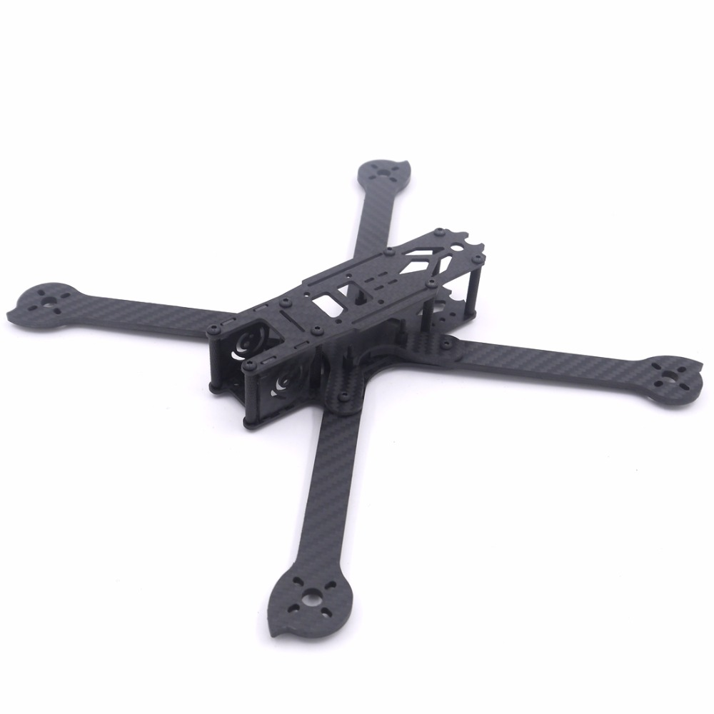 3K Full Carbon Fiber XL5 V2 235mm XL7 295mmTrue X 5 7 inch FPV Freestyle Frame w/ 4mm arms Racing kit quadcopter Lahore