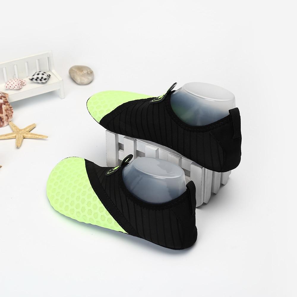 325d450a647b2 Mujeres descalzas botines zapatos playa zapatilla nadar agua surf hombre de secado  rápido zapatillas aqua Zapatos Niños natación hombres en Zapatos de aguas  ...