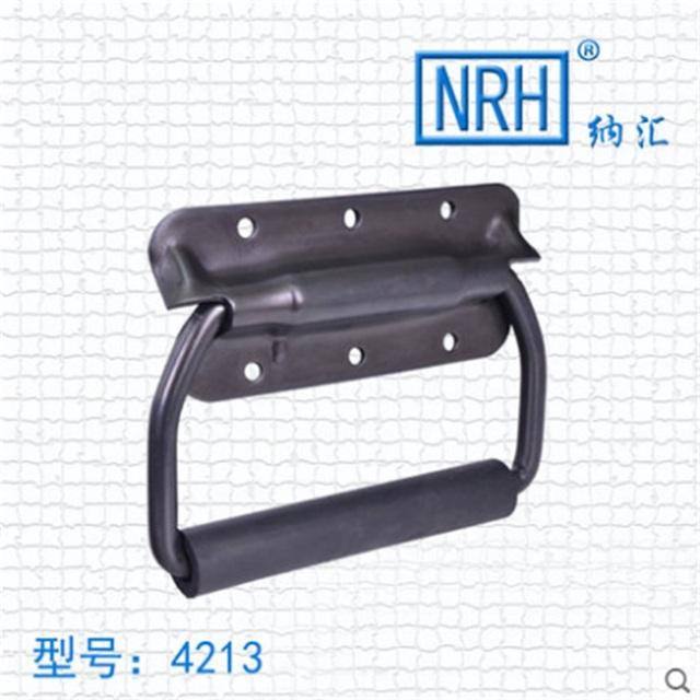 NRH4213 Ben tigre lidar com alça da caixa de Plástico punho de aço Inoxidável punho Preto Equipamento preferido 304 aço inoxidável