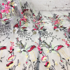 2yards 2017 African Multicolored Butterfly Organza Embroidery Lace Cloth Fabric High Quanlity French Tulle Lace For