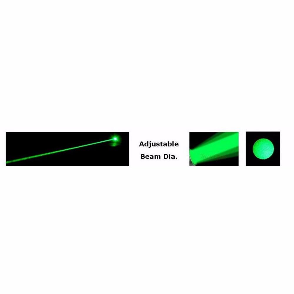 Vector de la óptica Magnus designador láser verde Vista de la - Caza - foto 5