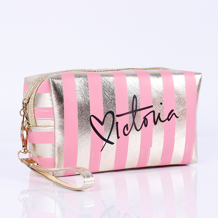 LITTHING Toiletry-Bag Bolsas Travel-Organizer-Case Laser-Cosmetic-Bags Make-Up-Bag Pvc-Pouch
