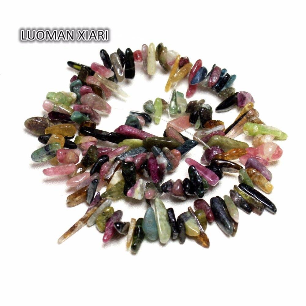 7ccdd53a8f2d Venta al por mayor AAA 10-15mm forma de palo turmalina Natural materiales  gemas hilo suelto 15