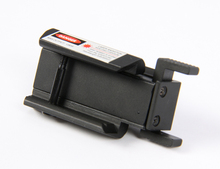 Hot Sale Tactical 20mm Mounting Red Laser Sight/Red Laser Pointer For Hunting BWL-002