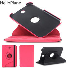 For Samsung Galaxy Note 8.0 N5100 SM-N5100 N5110 N5120 8 inch Tablet Case 360 Rotating Bracket Flip Stand Leather Cover(China)