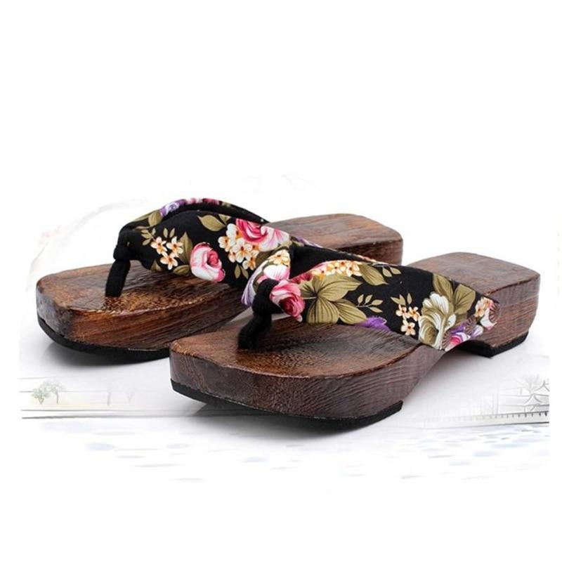 Schuhe Xiuteng Blume Hausschuhe Echtem Leder Schuhe Handgemachte Slides Flip Flop Auf Die Plattform Clogs Für Frauen Frau Hausschuhe Plus Größe Hausschuhe