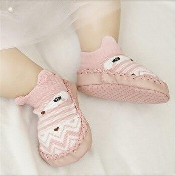 Buciki dziecięce niemowlęce kapciuszki skarpetki