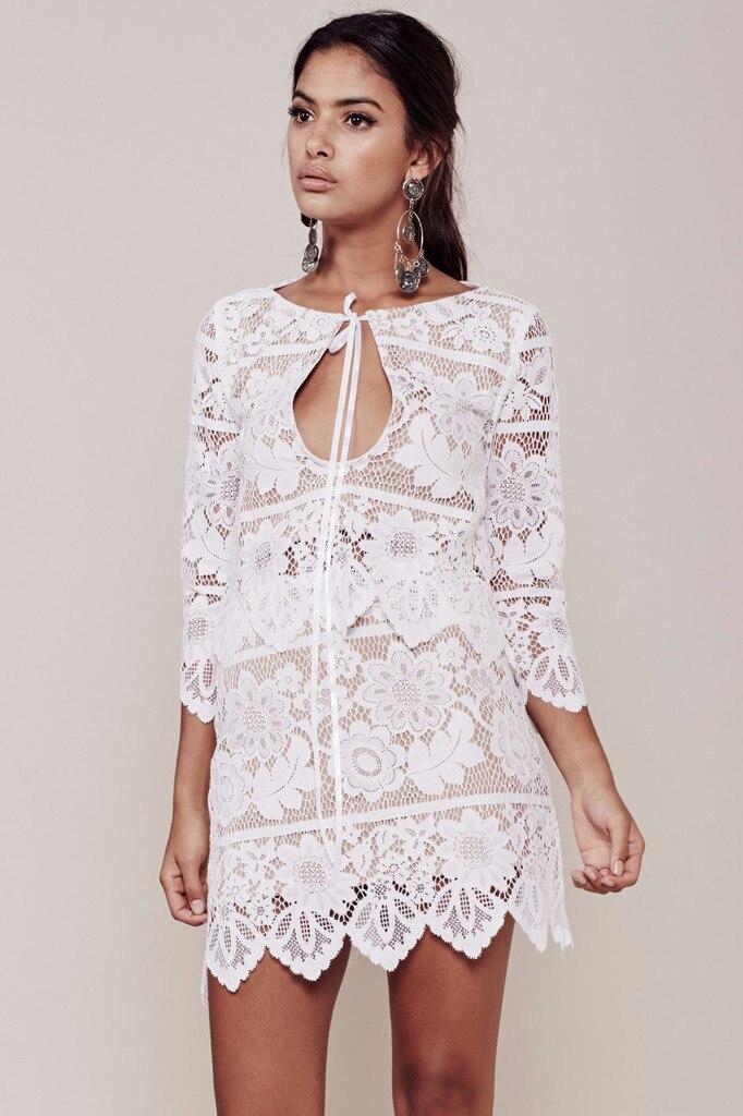 Women Love White Lace Gianna Crop Top And Gianna Mini Skirt Set Ladies Scalloped Hemline Floral Lace Crop Top And Mini Skirt Set floral ruffle crop top and mermaid skirt