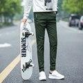2016 New Mens Harem Joggers Sweatpants Elastic Cuff Drop Crotch Drawstring Biker Joggers Pants For Men skateboard pants 3 color