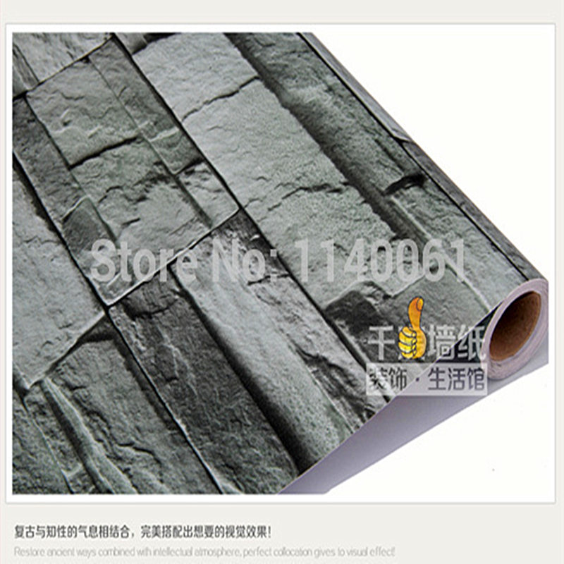 3d brick wall wallpaper papel parede 3d wallpaper for 3d wallpaper waterproof