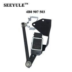 1pc SEEYULE Car Headlight Height Level Range Control Sensor 4B0 907 503 for VW Passat B5 3B Golf MK4 Bora Beetle for Audi A6 A4
